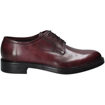 Topánky Muži Derbie Rogers 750_2 Červená