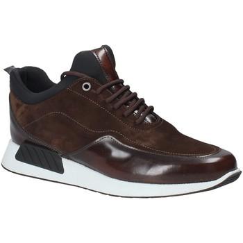 Topánky Muži Nízke tenisky Exton 162 Hnedá