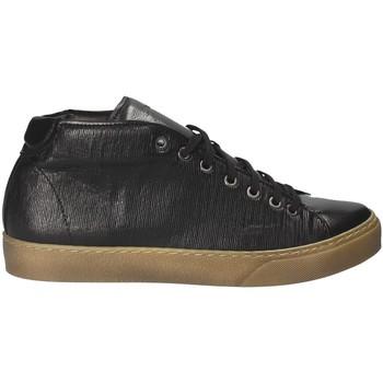 Topánky Muži Módne tenisky Exton 481 čierna