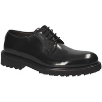 Topánky Muži Derbie Exton 493 čierna