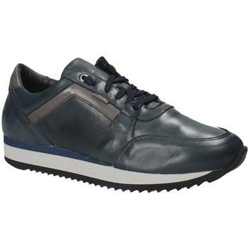 Topánky Muži Nízke tenisky Exton 558 Modrá