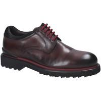 Topánky Muži Derbie Exton 940 Hnedá