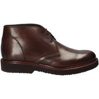 Topánky Muži Polokozačky Rogers 384_2 Hnedá