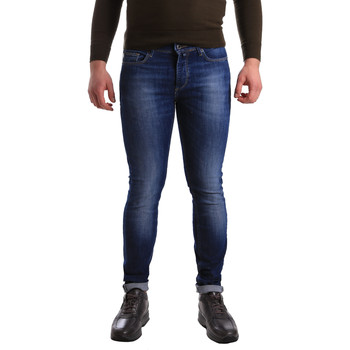 Oblečenie Muži Rifle Skinny  U.S Polo Assn. 50778 51321 Modrá