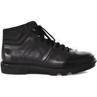 Topánky Muži Členkové tenisky Soldini 20645 3 čierna