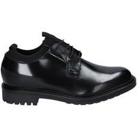 Topánky Muži Derbie Rogers 122C čierna