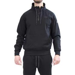 Oblečenie Muži Mikiny Key Up 2VG58 0001 čierna