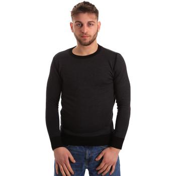 Oblečenie Muži Svetre Bradano 166 čierna