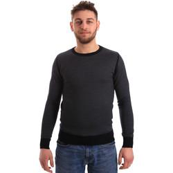 Oblečenie Muži Svetre Bradano 166 Modrá