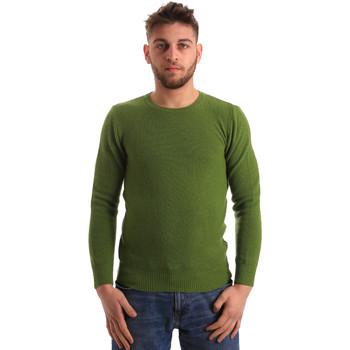 Oblečenie Muži Svetre Bradano 172 Zelená