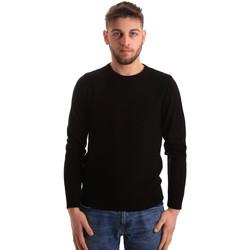 Oblečenie Muži Svetre Bradano 161 čierna
