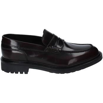 Topánky Muži Mokasíny Rogers 1980 Červená
