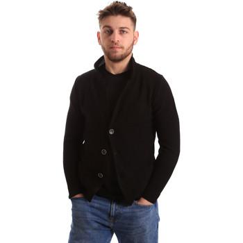Oblečenie Muži Cardigany Bradano 165 čierna
