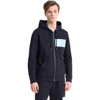 Oblečenie Muži Mikiny Calvin Klein Jeans J30J307760 Modrá