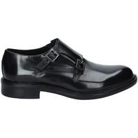 Topánky Muži Derbie Rogers 1234 čierna