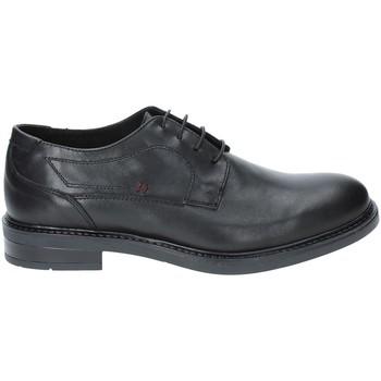 Topánky Muži Derbie Rogers 2027 čierna