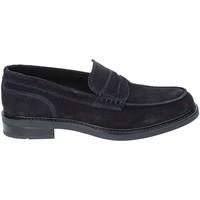 Topánky Muži Mokasíny Rogers 1980 Modrá