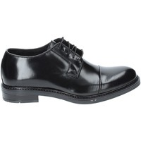 Topánky Muži Derbie Rogers 2040 čierna