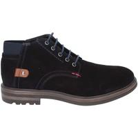 Topánky Muži Polokozačky Rogers 1920 Modrá