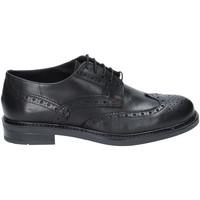 Topánky Muži Derbie Rogers 3040 čierna