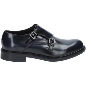 Topánky Muži Derbie Rogers 1234 Modrá