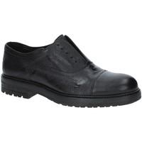 Topánky Muži Derbie Exton 692 čierna