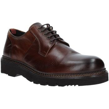 Topánky Muži Derbie Exton 390 Hnedá