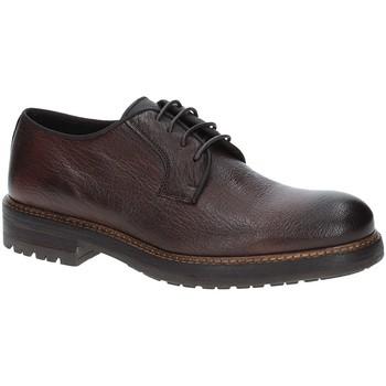 Topánky Muži Derbie Exton 690 Hnedá