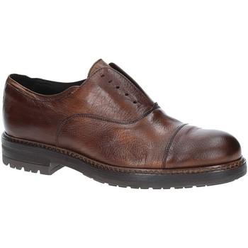 Topánky Muži Derbie Exton 692 Hnedá