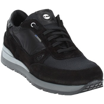Topánky Muži Nízke tenisky Exton 993 čierna