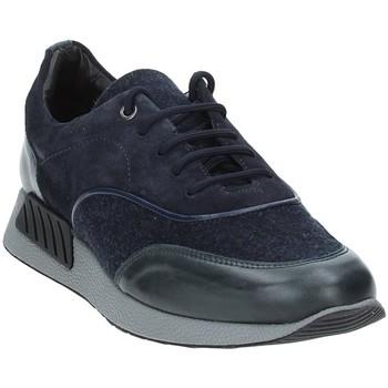 Topánky Muži Nízke tenisky Exton 161 Modrá