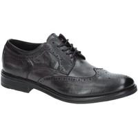 Topánky Muži Derbie Exton 9550 Šedá