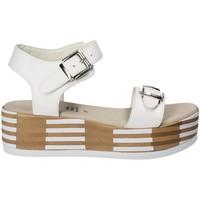 Topánky Ženy Sandále Grace Shoes 56423 Biely