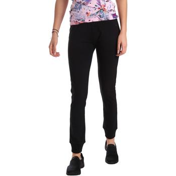 Oblečenie Ženy Legíny Key Up 5LI21 0001 čierna