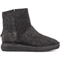 Topánky Ženy Čižmičky Lumberjack SW48603 002 D12 čierna