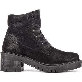 Topánky Ženy Čižmičky Lumberjack SW50601 001 A11 čierna