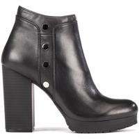 Topánky Ženy Čižmičky Lumberjack SW34903 003 Q12 čierna