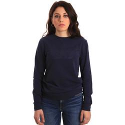 Oblečenie Ženy Mikiny Ea7 Emporio Armani 6ZTM84 TJ31Z Modrá