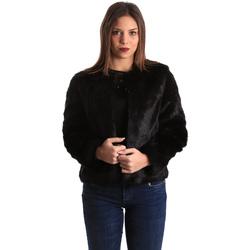 Oblečenie Ženy Bundy  Gaudi 821BD39002 čierna
