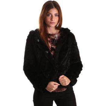 Oblečenie Ženy Bundy  Gaudi 821FD39003 čierna
