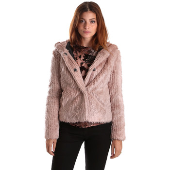 Oblečenie Ženy Bundy  Gaudi 821FD39003 Ružová