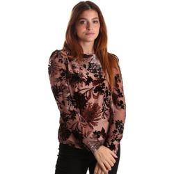 Oblečenie Ženy Blúzky Gaudi 821FD45007 Ružová