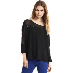 Oblečenie Ženy Svetre Gaudi 821FD53027 čierna