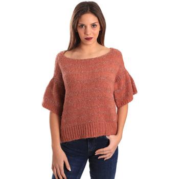 Oblečenie Ženy Svetre Gaudi 821FD53043 Červená