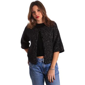 Oblečenie Ženy Cardigany Gaudi 821FD53044 čierna