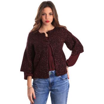 Oblečenie Ženy Cardigany Gaudi 821FD53044 Červená