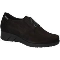 Topánky Ženy Slip-on Mephisto P5127915 čierna