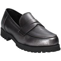 Topánky Ženy Mokasíny Grace Shoes 0215 Šedá