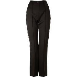 Oblečenie Ženy Nohavice Chinos a Carrot Denny Rose 821DD20001 čierna
