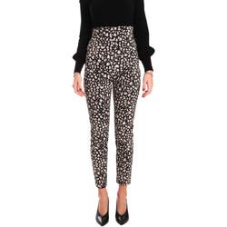 Oblečenie Ženy Padavé nohavice Denny Rose 821DD20012 čierna